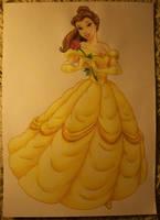 Belle by Ginchilla194