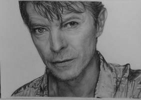 David Bowie  by Ginchilla194
