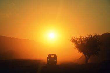 Sunrise by abzegh