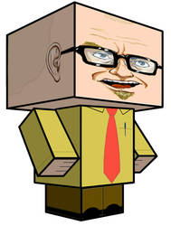 Cubee - MC Frontalot by 7ater