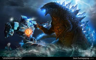 Legendary Battle 3.0 by SeanSumagaysay