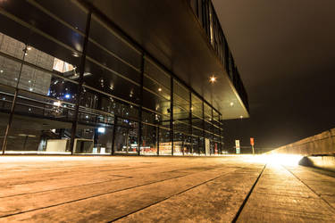 Copenhagen Skuespilhuset by kopfwiesieb