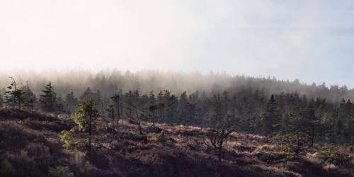 Mythical Mountain by kopfwiesieb