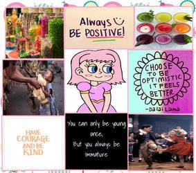 Pinkie's moodboard by SingMoonBeaEmoji