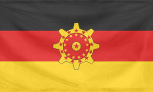 Worker's Republic of Germany by Emperor-Norton-I