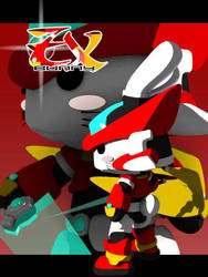 bunny ZX by Xeno-striker