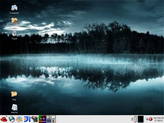 desktop by morgwai
