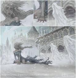 Fanart Friday #15 - Frozen Souls by nehsan-darke