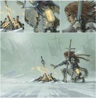 FF#16 - Frozen Souls 2 - Anna by nehsan-darke