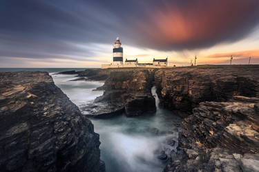 Hook Head Lighthouse by Wanowicz