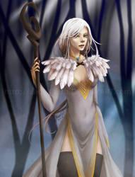 Owl by LadyKaeru