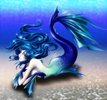 .:Oceanic - Aqualin:. by LadyKaeru