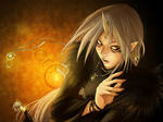 Orange Glow - Revision by LadyKaeru