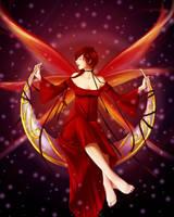 LunaFae by LadyKaeru