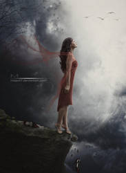 Sadness by Megan-Arts
