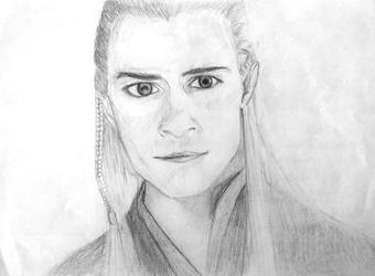 Legolas by AngelicBrush