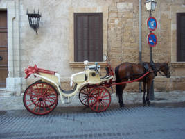 Horse and Buggy by Estherthequiet