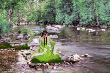 Lady of the lake by FinalFantasyCosplays