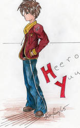Heero Yuy - GW by Kaze-Chan