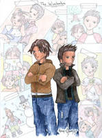 The Winchesters, growing up by Kaze-Chan