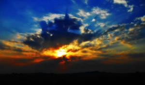 Beautiful sky II by VesnaRa014