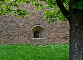 Belgrade-old fortress I by VesnaRa014