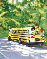 Bus by ShellzArt