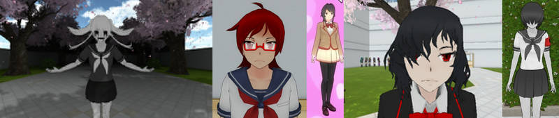 Akademi high second Student council by Mysticlove23
