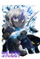 Drizzt Chibi by black3