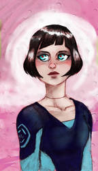 Alice by black3