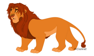 Simba by coolrat