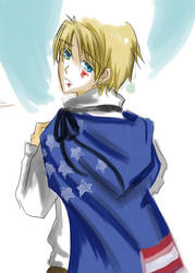 APH - Behind the Flag OMEN by Chaltiere