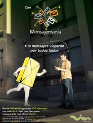 Mensajemania 3 by reykant