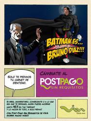 batman by reykant