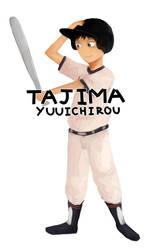 tajima yuuichirou by mei-fei