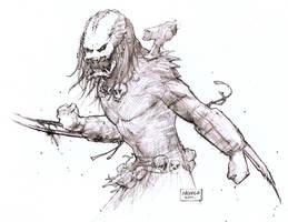 Predator by FlowComa
