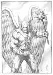 Hawkman by FlowComa