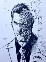 Two Face by FlowComa