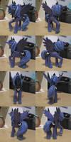 Molded Custom Luna by Amandkyo-Su