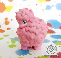 Fluffle Puff Custom (more photos in description) by Amandkyo-Su