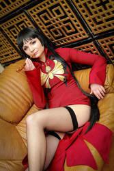 Yuuko Ichihara by HonnoriVanilla