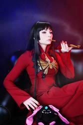 The Dimension Witch by HonnoriVanilla