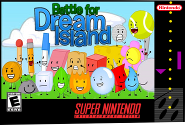 If Battle for Dream Island was on SNES by MrJason200