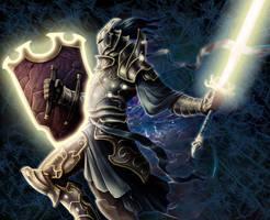 Mystic Knight by firestorm037