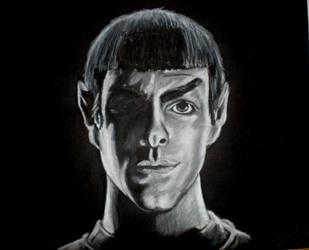 Spock 1 by kibasgirl4ever