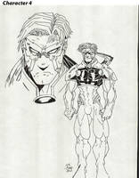 1st Challenge Characters by artoftheimmortal