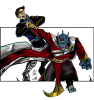 Immortal Samurai Conquest by artoftheimmortal