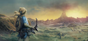 Breath Of The Wild by themimig