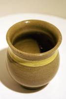 Wheel thrown marmalade pot by scarlet1800
