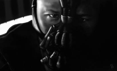 Bane Rises by HenryTownsend